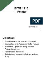 C++ Pointer