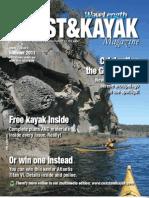 Coast&Kayak Magazine Summer 2011