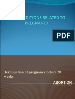 Hight Risk Pregnancy Concepts