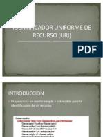 Identificador Uniforme Del Recurso (Uri)