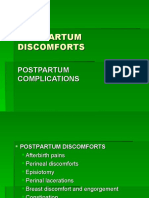 Postpartum Period