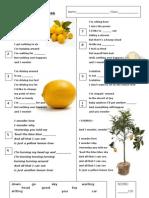 14. Lemon Tree - By Liamp