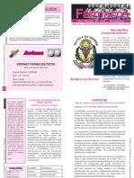 Boletin Residentes Farmacia Escuela de Sanidad Ejercito Peru