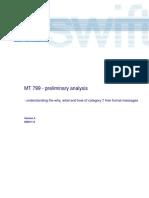 SWIFT MT799AnalysisTrade 200811