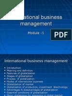 52170773 International Business Mana