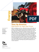 Fuel Savings - Natural Resources Defense Council