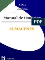 Almacenes - Siga