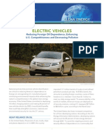 Electric Vehicles - Final