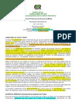 Análisis de las CONDICIONES DE USO de Tuenti desde una perspectiva de los centros educativos