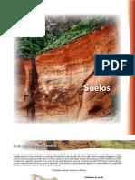 Informe de Semarnat degradación del suelo