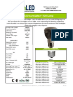 EarthLED LumiSelect™ R20 Lamp