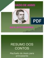 APRESENTACAO - MACHADO - RESUMOS