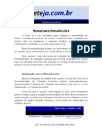 Frete Ja - Manual Para Mercado Livre