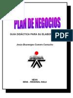 PLAN DE NEGOCIOS - Guía Didáctica (Imprimible)