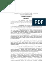 TOPONIMIA. Proyecto Derogación ord. 1462 y Creación Comisión