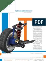 Hydraulic Hybrid Drive