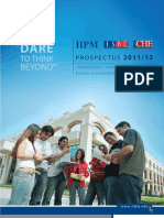 IIPM Prospectus 2011-12