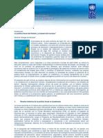 ARTICULO La política fiscal del Estado y el desarrollo humano