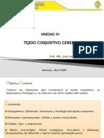 Tejido Conjuntivo Prof Jose Romero