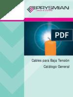 Catalogo Cables BT
