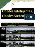 Cidades Inteligentes::Sao Paulo