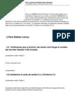 90 Autenticar Maquinas Linux Contra Un Dominio Samba4 Active Directory