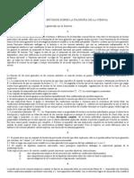 """Resumen - Hempel Carl G. (1979) """"La función de las leyes generales en la historia"""""""