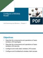 Exploration LAN Switching Chapter7