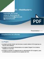 Curso de OJS - Webmaster's - 3