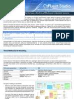 CoFluent Studio UML DS v3.2.2