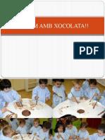 PINTEM AMB XOCOLATA!!