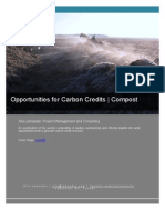 Compost and Carbon Credits - North America