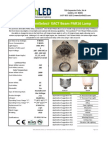 EarthLED LumiSelect™ XACT Beam - PAR16 Dimmable Lamp