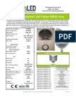 EarthLED LumiSelect™ XACT Beam - PAR38 Dimmable Lamp