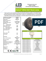 EarthLED LumiSelect™ MR16 XACT Beam Lamp