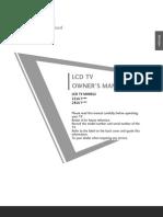LGTV Manual