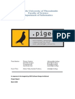Pigeon Executive Report