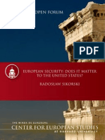 European Security