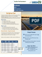 Solar Energy | $0 down | Energy Financing