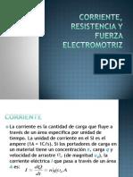 15-Corriente Resistencia y FEM