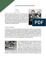 Chronique La vie extraordinaire des gens ordinaires / Famille Nadon-Godon-Leclair fév. 2011