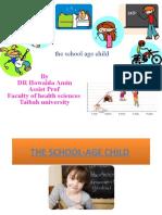 SCHOOL AGE G&D