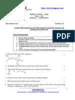 18334Sample paper Chemistry
