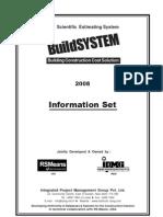 Buildsystem_infoset