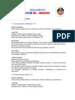 Reglamento RC-BOGOTA