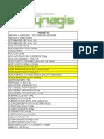 Port a Folio Synagis - Precios Codecum