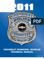 Chevrolet Police Technical Manual