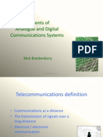 Elements of Comms Systems V2
