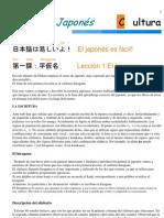curso de japones (español)