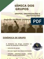 Apresentação Grupos